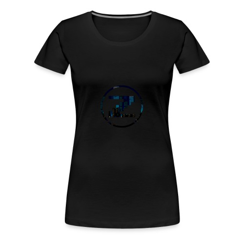 First Design - Women's Premium T-Shirt
