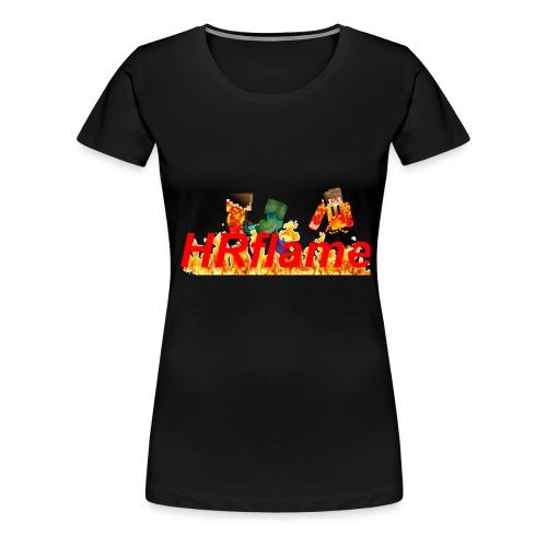 HRflame - Frauen Premium T-Shirt