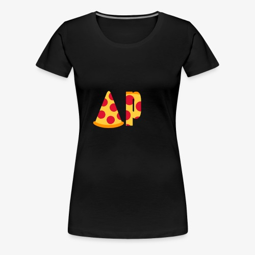Artic pizzas official logo - Premium T-skjorte for kvinner