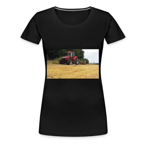 Case magnum 7230 - Frauen Premium T-Shirt