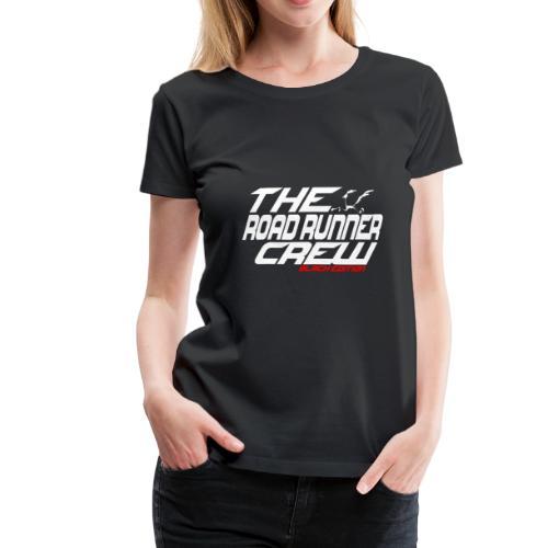 TRRC BLACK EDITION - Maglietta Premium da donna
