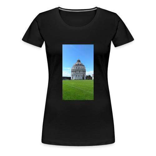 Pisa mágica - Camiseta premium mujer