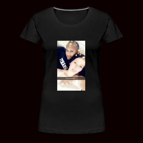 Design By Coco&M - Dame premium T-shirt