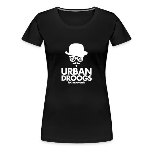 URBAN Droogs - Frauen Premium T-Shirt