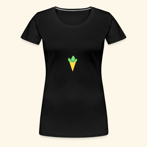glace weed - T-shirt Premium Femme