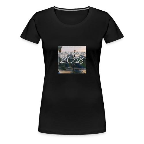 Falschparker Gang - Frauen Premium T-Shirt