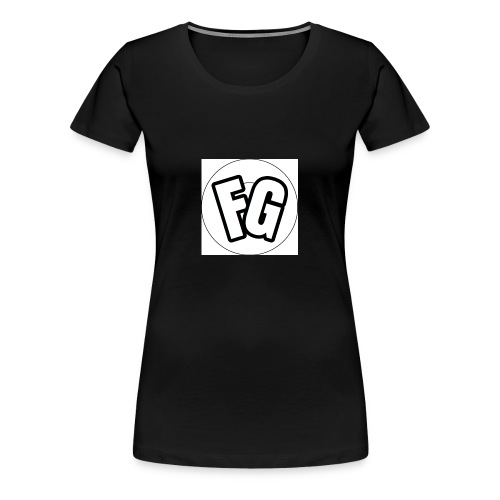 FGamer468 - Women's Premium T-Shirt