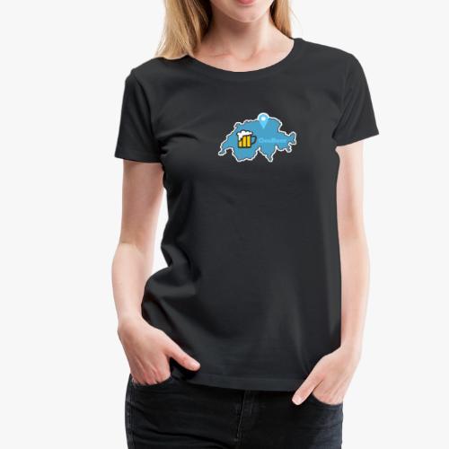 GeoBeer - Frauen Premium T-Shirt