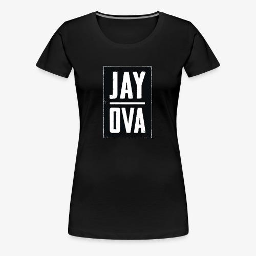 Jay Ova Logo - Frauen Premium T-Shirt