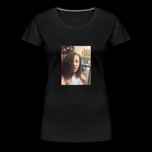 freya ft one d - Women's Premium T-Shirt