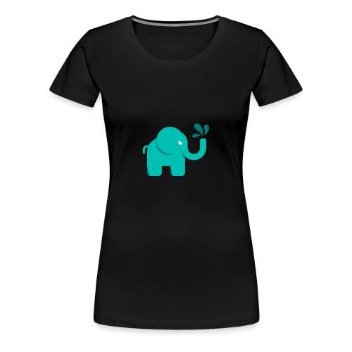 Tully - Vrouwen Premium T-shirt