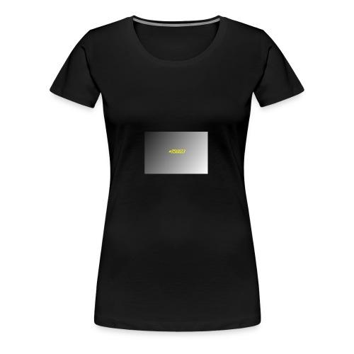 tsg123 logo - Women's Premium T-Shirt