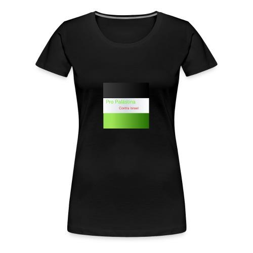 Pro/Contra Shirt - Frauen Premium T-Shirt