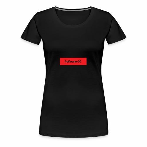 trollmaster20 - Frauen Premium T-Shirt