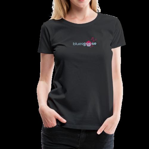 bluesgoose #01 - Frauen Premium T-Shirt