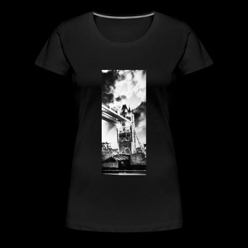 Brücke - Frauen Premium T-Shirt