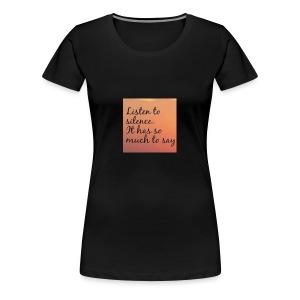 Experience - Women's Premium T-Shirt