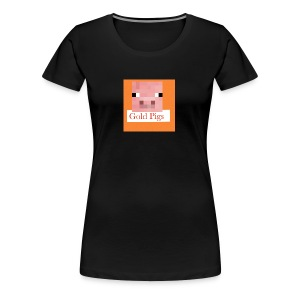 CHANNEL LOGO - Women's Premium T-Shirt