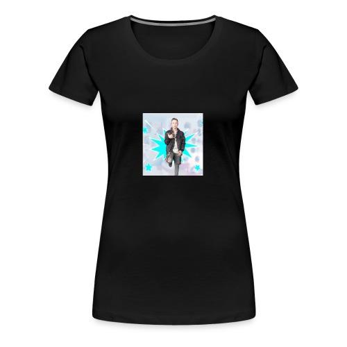 Mein YouTube logo - Frauen Premium T-Shirt