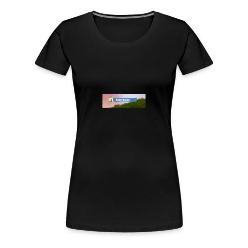 Riksa Fortnite t-paita - Naisten premium t-paita
