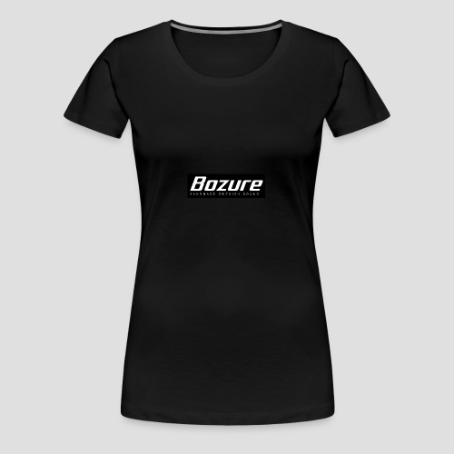 Bozure T-Shirt 01 * ONLY TEST * - Women's Premium T-Shirt