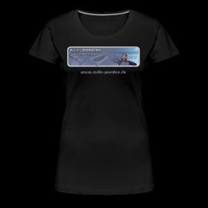 Radio PARALAX Classic-Logo mit Webadresse - Frauen Premium T-Shirt