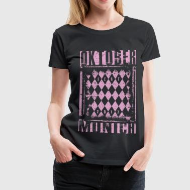 Octoberfest Design Maedels - Women's Premium T-Shirt