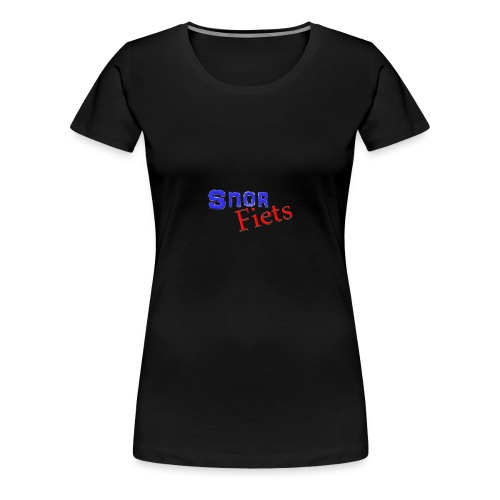 snorfiets mok ! - Vrouwen Premium T-shirt