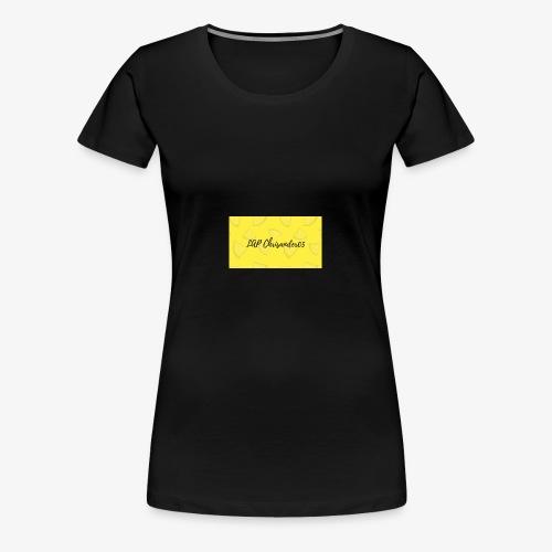 LAPchrisander05 - Premium T-skjorte for kvinner