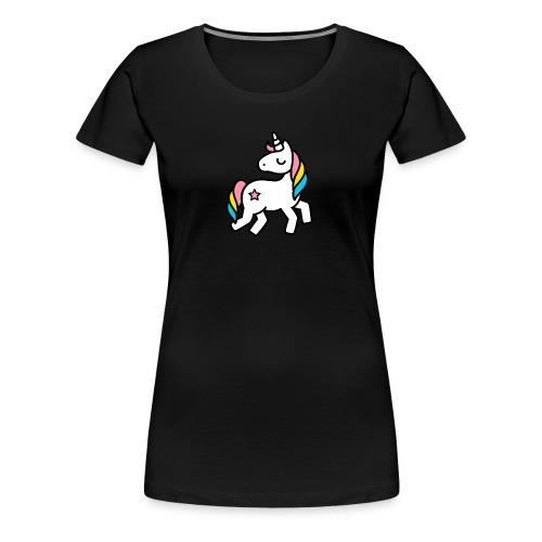 Einhorn Wunderland - Frauen Premium T-Shirt