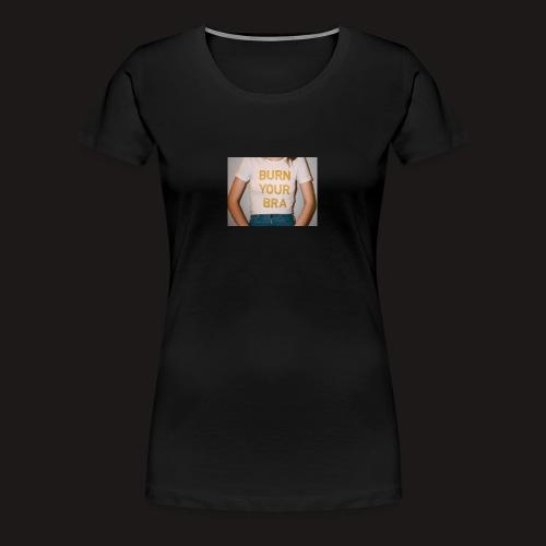 Frauensache - Frauen Premium T-Shirt