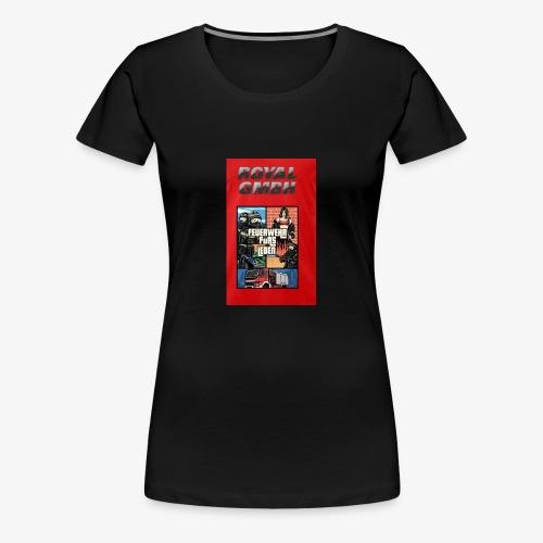 Royal GmbH - Frauen Premium T-Shirt