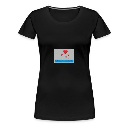 Auflauf - Frauen Premium T-Shirt