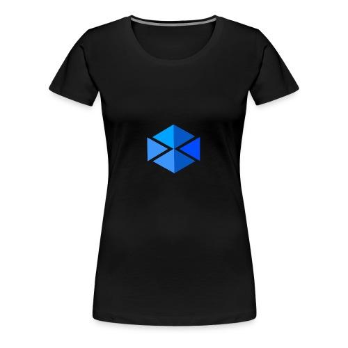 Driehoek - Vrouwen Premium T-shirt