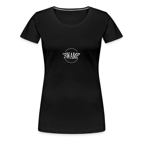 SwampRecordsYG Fly - Vrouwen Premium T-shirt