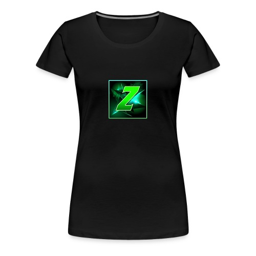 Youtube Logo - Women's Premium T-Shirt