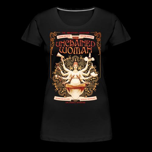 Magia: La mujer desencadenada! - Camiseta premium mujer