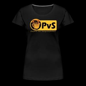 Platform voor Slangenliefhebbers - Vrouwen Premium T-shirt