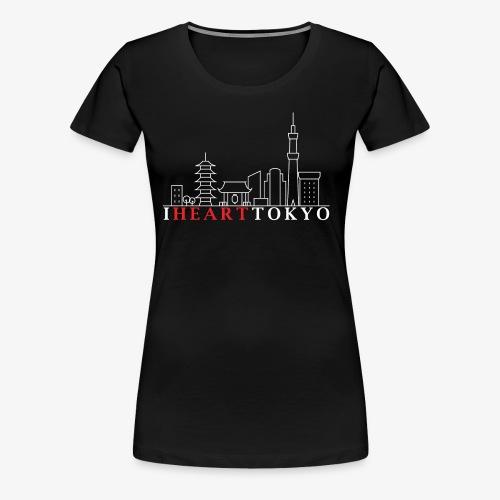I HEART TOKYO Ver.2 - T-shirt Premium Femme