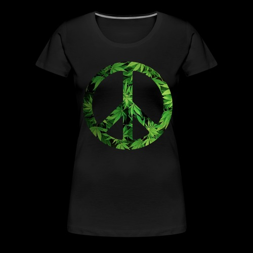 Cannapeace - Women's Premium T-Shirt