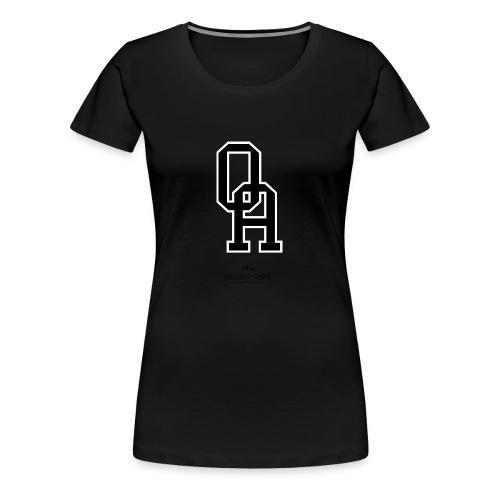 OA mit AC Logo - Frauen Premium T-Shirt