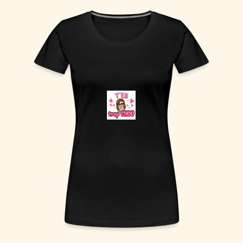 T'ai trop chou - T-shirt Premium Femme