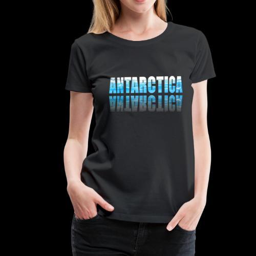 Antarctica - Angelo - T-shirt Premium Femme