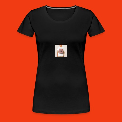 TSHIRT hard salami - T-shirt Premium Femme