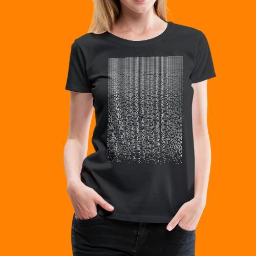 Chaos Und Ordnung 02 - Frauen Premium T-Shirt