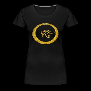 Eye of the Guardian - Frauen Premium T-Shirt