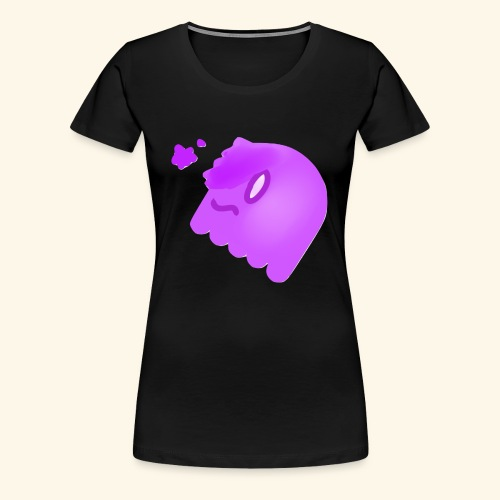 Purple (Boopsies) - T-shirt Premium Femme