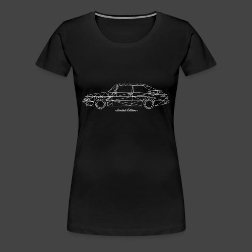 Limited Edition 900 Wit - Vrouwen Premium T-shirt