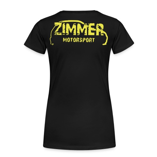 Zimmer Motorsport - Frauen Premium T-Shirt
