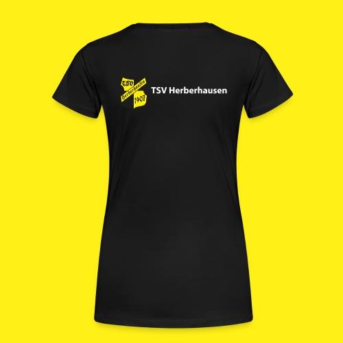 TSV Herberhausen - Schriftzug hinten - Frauen Premium T-Shirt